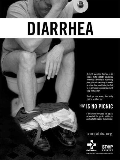 diarrheaHIV